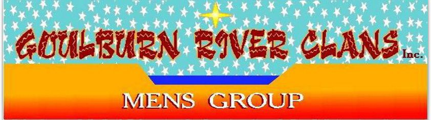 Goulburn River Clans Inc. Men's Group