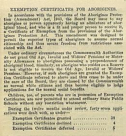 Exemption Certificate