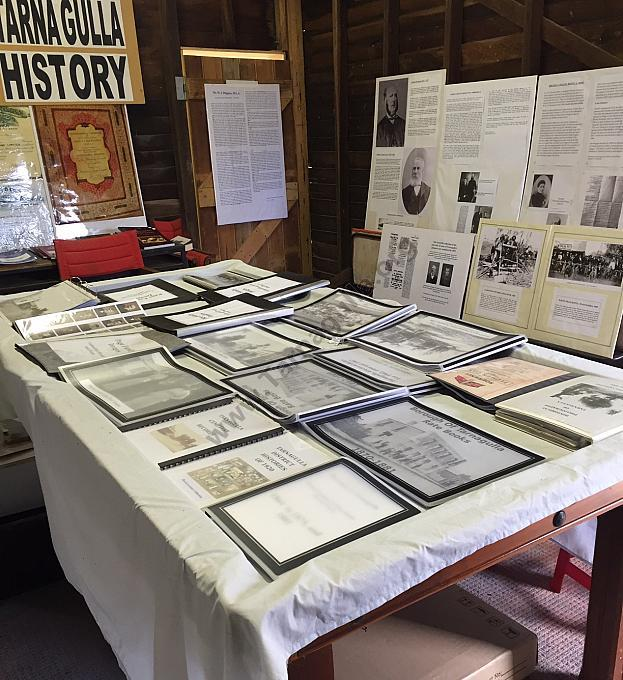 Tarnagulla Revisited 2018 History Display