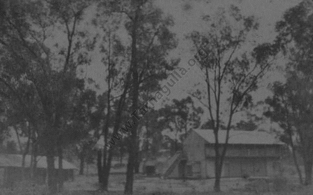Recreation Reserve and Pavilion, c1919.