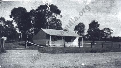 Tarnagulla Golf Club House. Built during 1950's