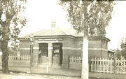 Tarnagulla Post Office c 1920