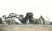 Roman Catholic Church, Tarnagulla, c 1920