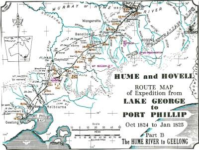 Hume and Hovell